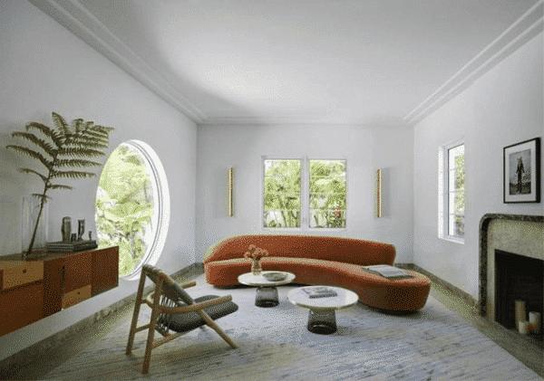 Mang thiên nhiên vào nhà với cửa nhôm kính tròn