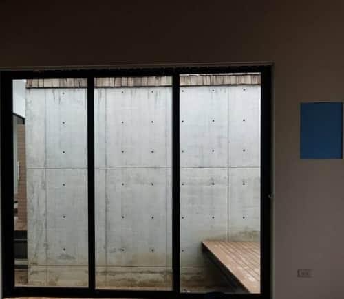 Cửa nhôm kính mờ, bảo vệ sự riêng tư cho ngôi nhà