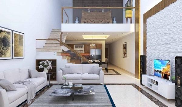 Cách sử dụng màu sắc trong kiến trúc giúp ngôi nhà trông nổi bật hơn