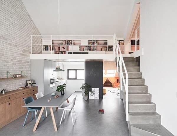 Việc bố trí nội thất hợp lý ảnh hưởng rất nhiều đến phong cách ngôi nhà