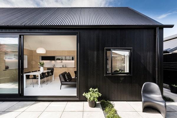 Cách sử dụng vật liệu giúp ngôi nhà trở nên khác biệt