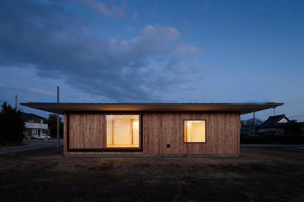 Phong cách xây dựng mang đậm phong cách vùng Bắc Âu, phù hợp cho những nơi khí hậu ôn hòa