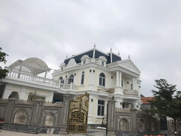 Dòng cửa nhôm kính Nhật Bản phù hợp với biệt thự, villa
